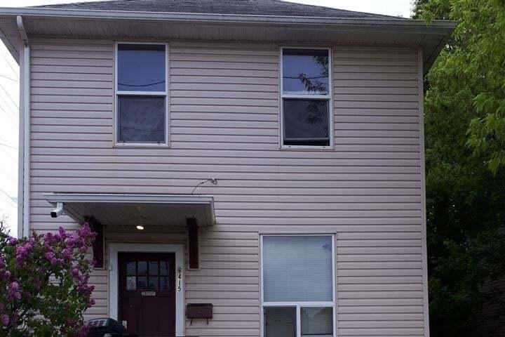 House for sale at 8415 115 Av NW Edmonton Alberta - MLS: E4201273