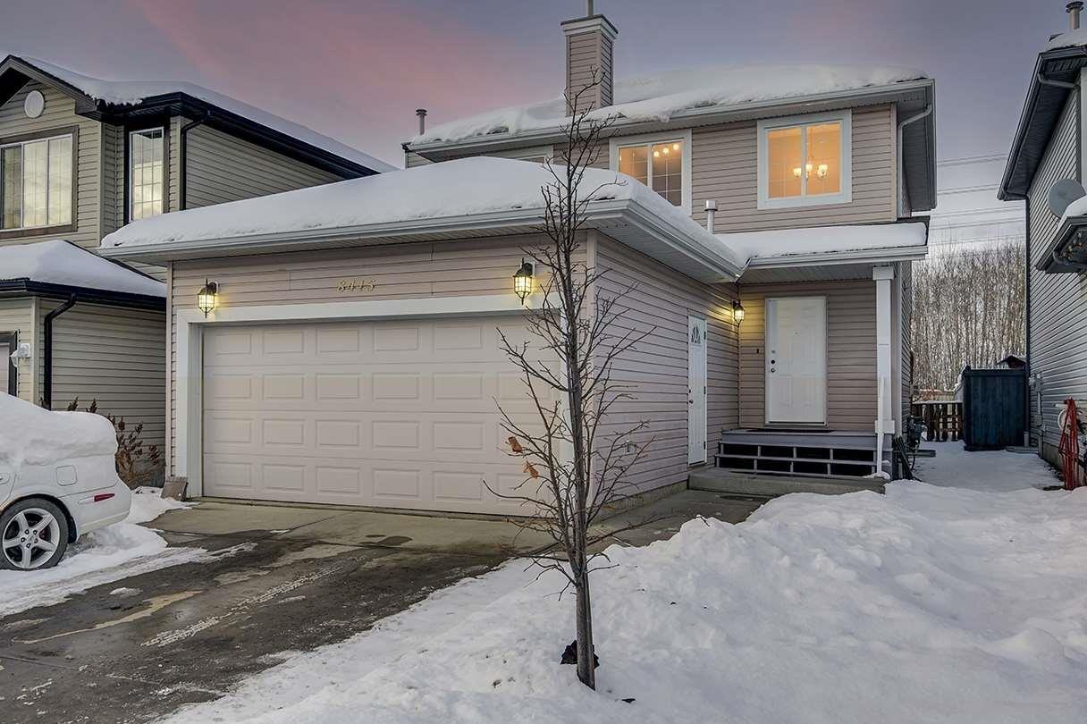 House for sale at 8415 2 Av SW Edmonton Alberta - MLS: E4221839