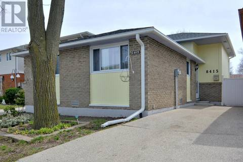 House for sale at 8415 East Moor Ct Windsor Ontario - MLS: 19016372