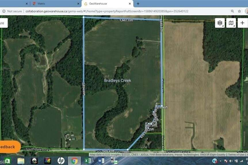 Residential property for sale at 8415 Hobson Rd St. Thomas Ontario - MLS: 279859