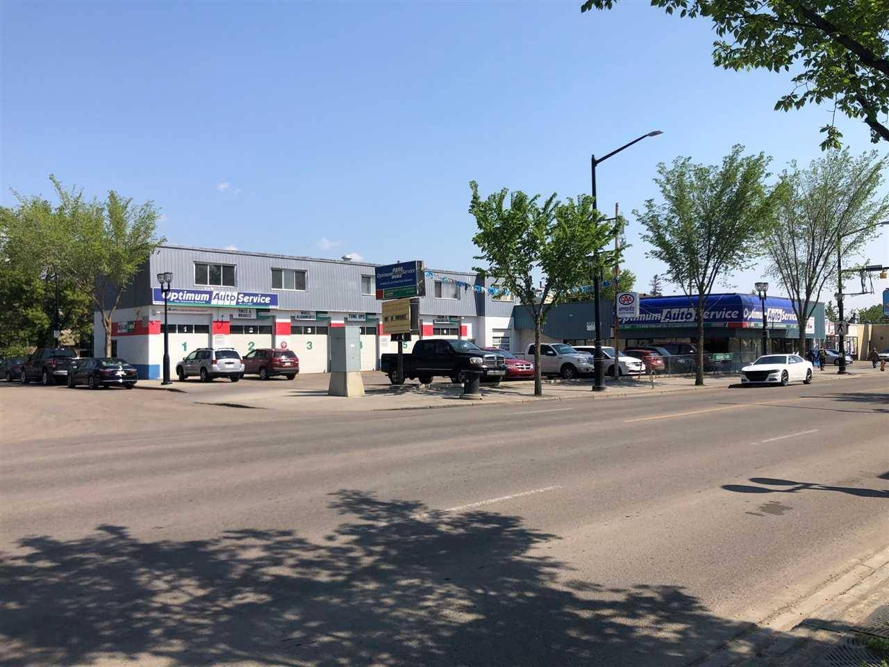 Commercial property for sale at 8416 118 Ave Nw Edmonton Alberta - MLS: E4176467