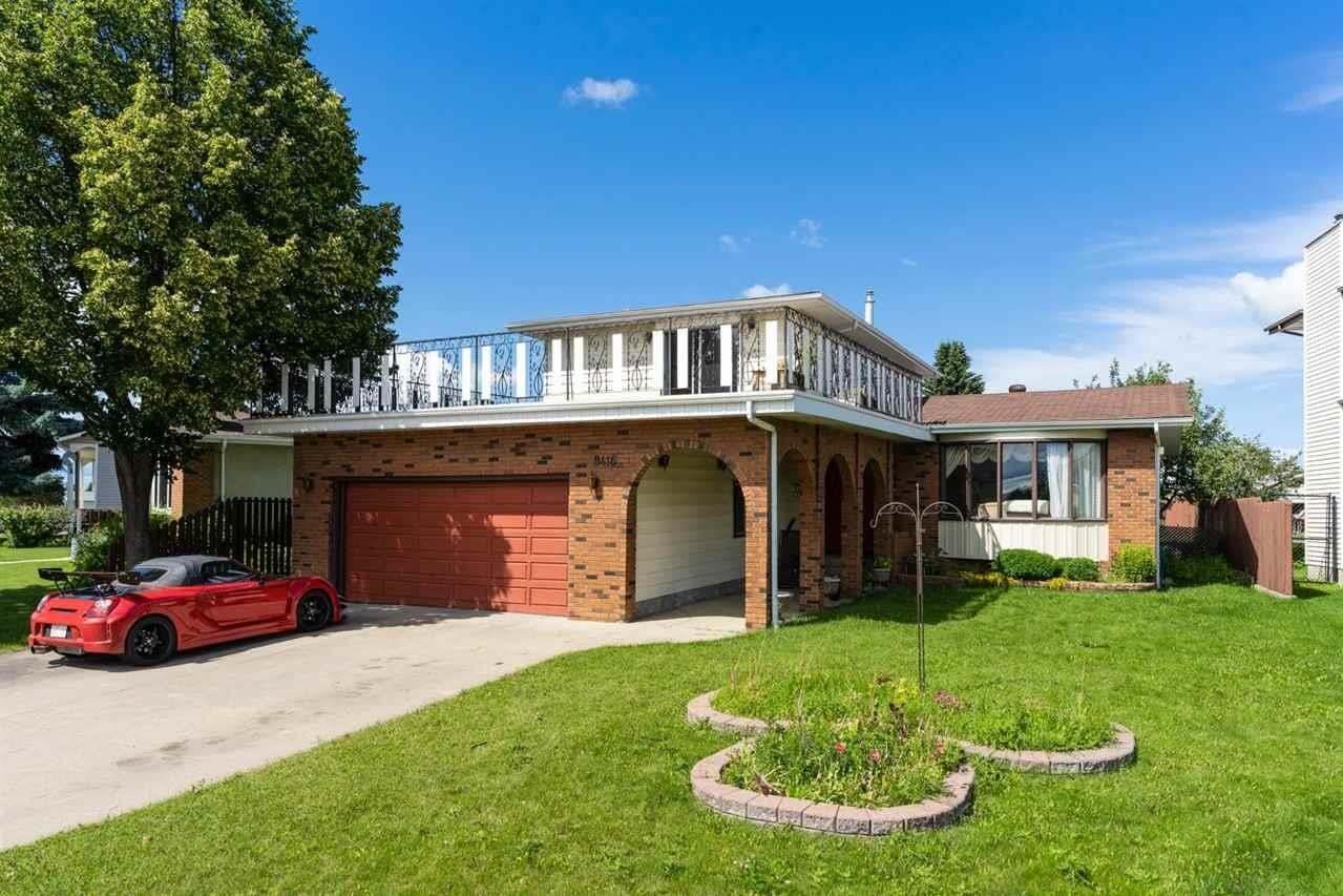 House for sale at 8416 150 Av NW Edmonton Alberta - MLS: E4206663