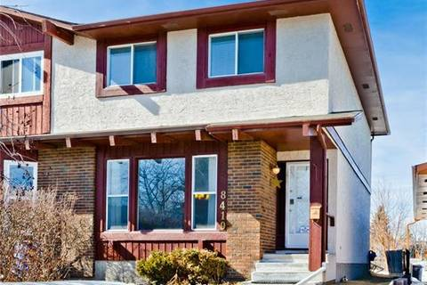 Townhouse for sale at 8419 Centre St Northwest Calgary Alberta - MLS: C4234023