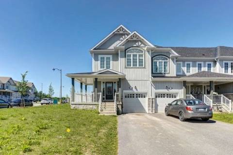 Townhouse for sale at 842 Cook Cres Shelburne Ontario - MLS: X4495796