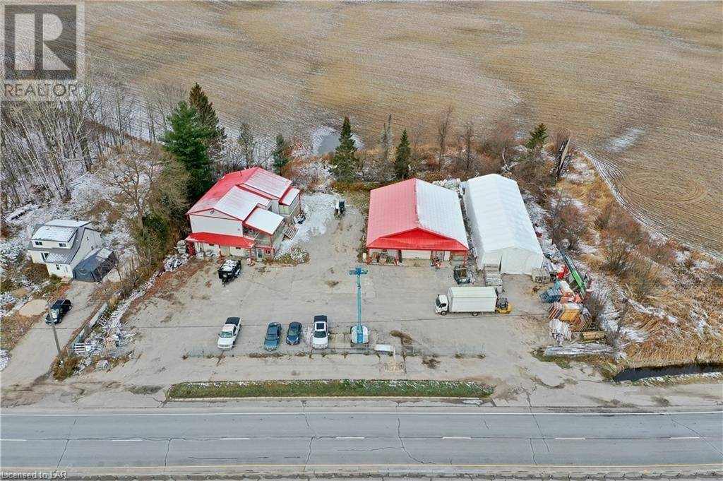 Commercial property for sale at 8420 11 Hy Severn Ontario - MLS: 231308
