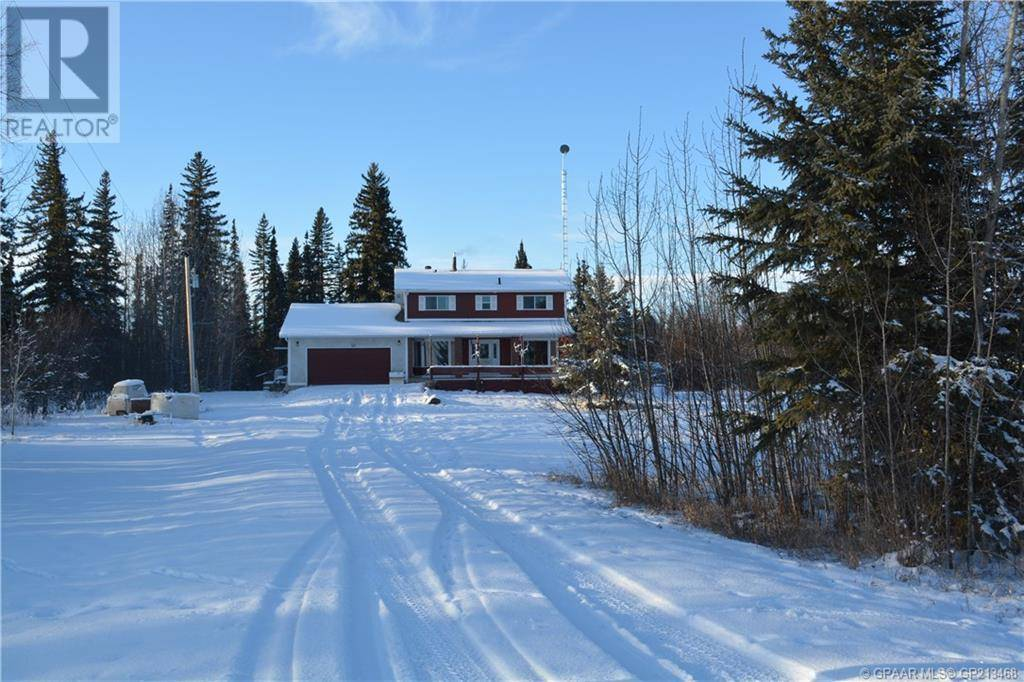 House for sale at 842012 Range Road 233  Northern Lights, Countyof Alberta - MLS: GP213468
