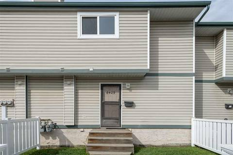 Townhouse for sale at 8429 29 Ave Nw Edmonton Alberta - MLS: E4154243