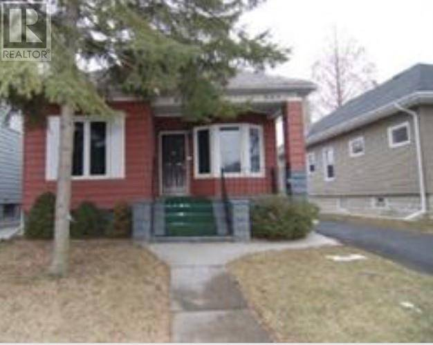 House for sale at 843 Gladstone  Windsor Ontario - MLS: 19023895