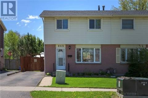Residential property for sale at 843 Jalna Blvd London Ontario - MLS: 195951