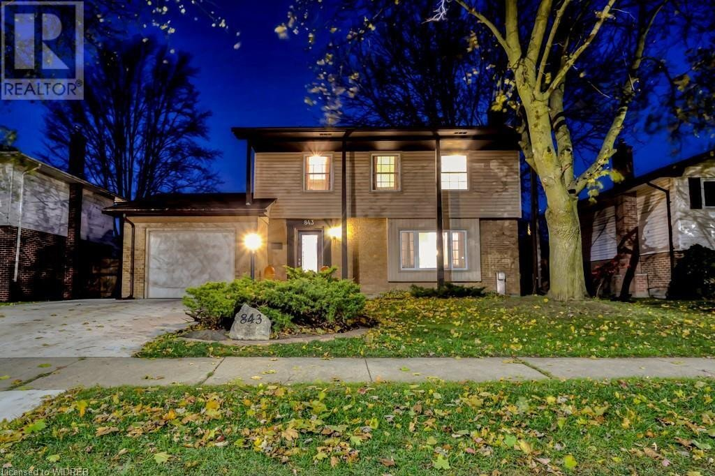 House for sale at 843 Warwick St Woodstock Ontario - MLS: 40035921