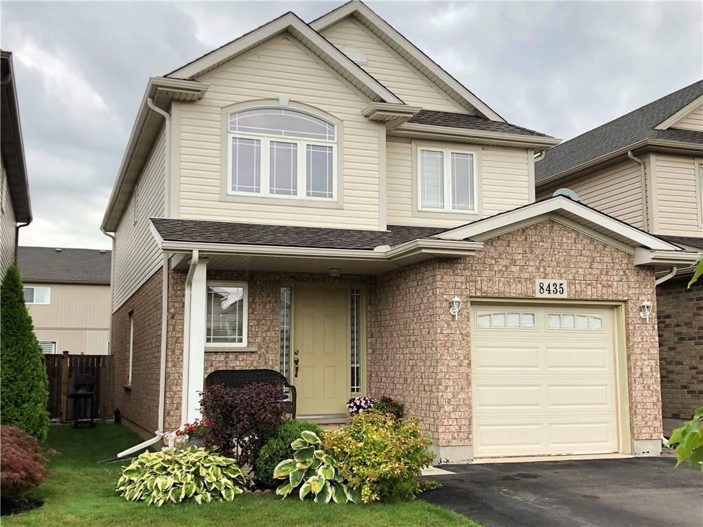 House for sale at 8435 Kelsey Cres Niagara Falls Ontario - MLS: 30756327