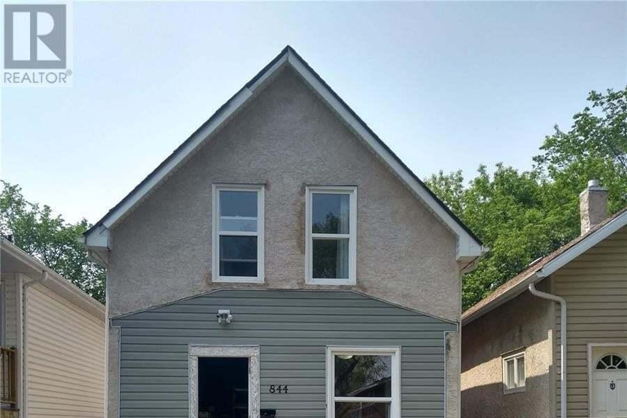 House for sale at 844 Cameron St Regina Saskatchewan - MLS: SK819634