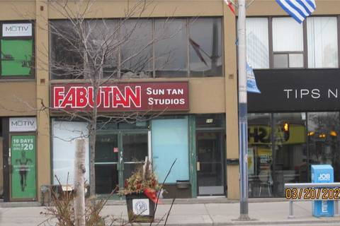 Commercial property for lease at 844 Danforth Ave Toronto Ontario - MLS: E4728649