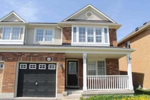 Townhouse for rent at 844 Gazley Circ Milton Ontario - MLS: W4954435