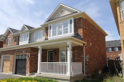 Townhouse for rent at 844 Gazley Circ Milton Ontario - MLS: W4493439