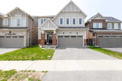 House for sale at 844 Paupst Pl Milton Ontario - MLS: W4768856
