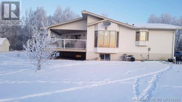 House for sale at 844026 Range Road 244  Northern Lights, Countyof Alberta - MLS: GP214383