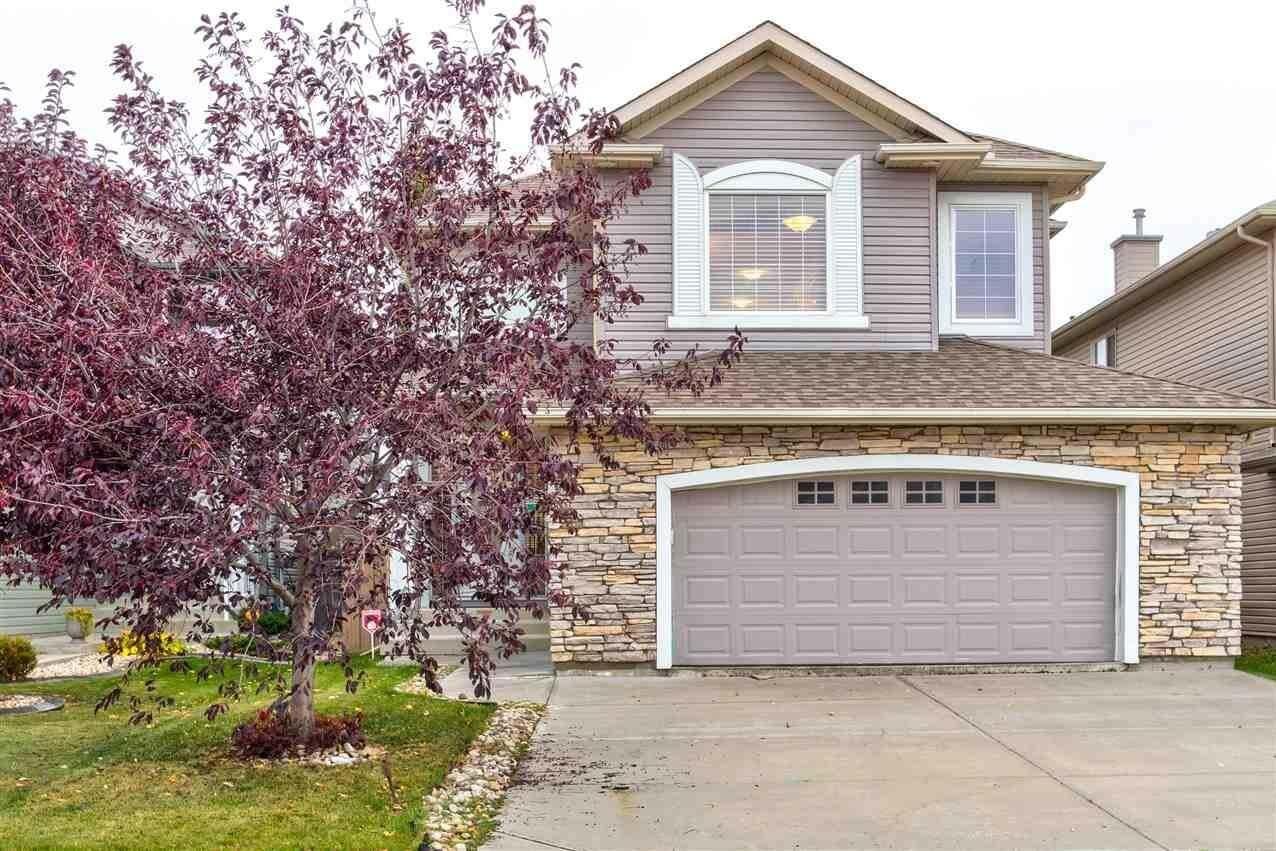 House for sale at 8441 Sloane Cr NW Edmonton Alberta - MLS: E4206947