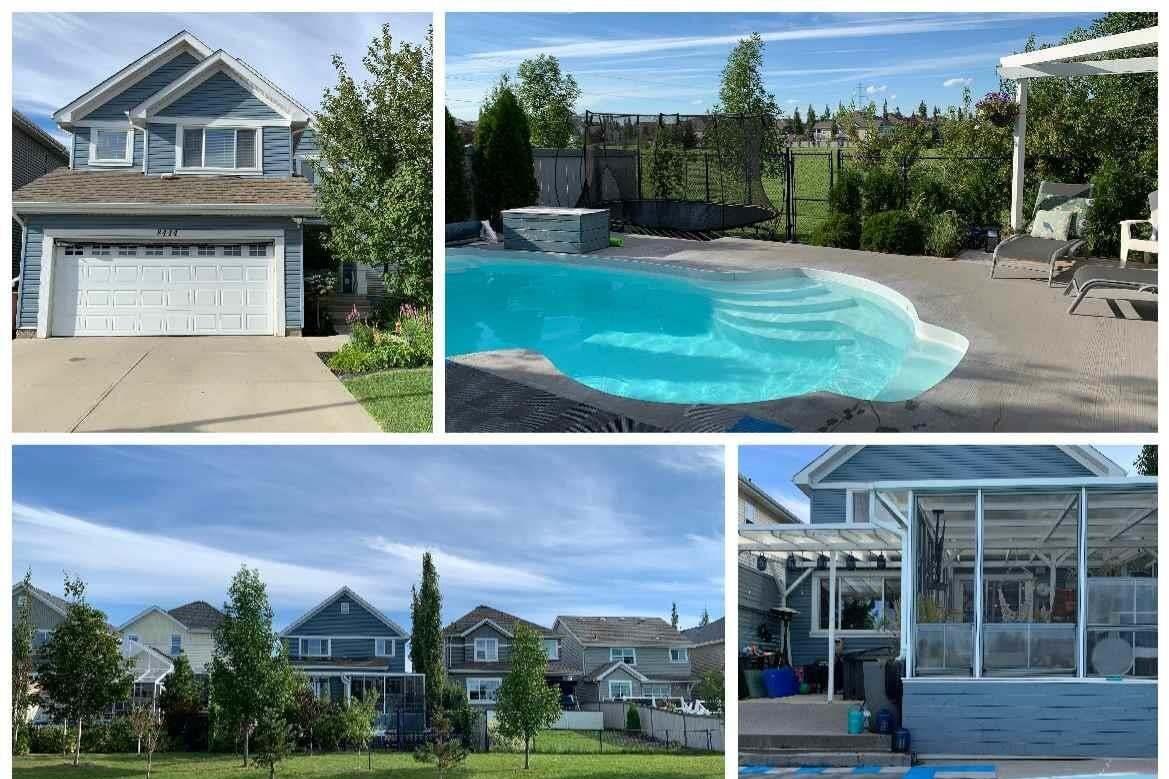 House for sale at 8444 16a Av SW Edmonton Alberta - MLS: E4211719