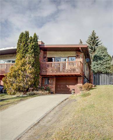 Townhouse for sale at 8448 Silver Springs Rd Northwest Calgary Alberta - MLS: C4282932