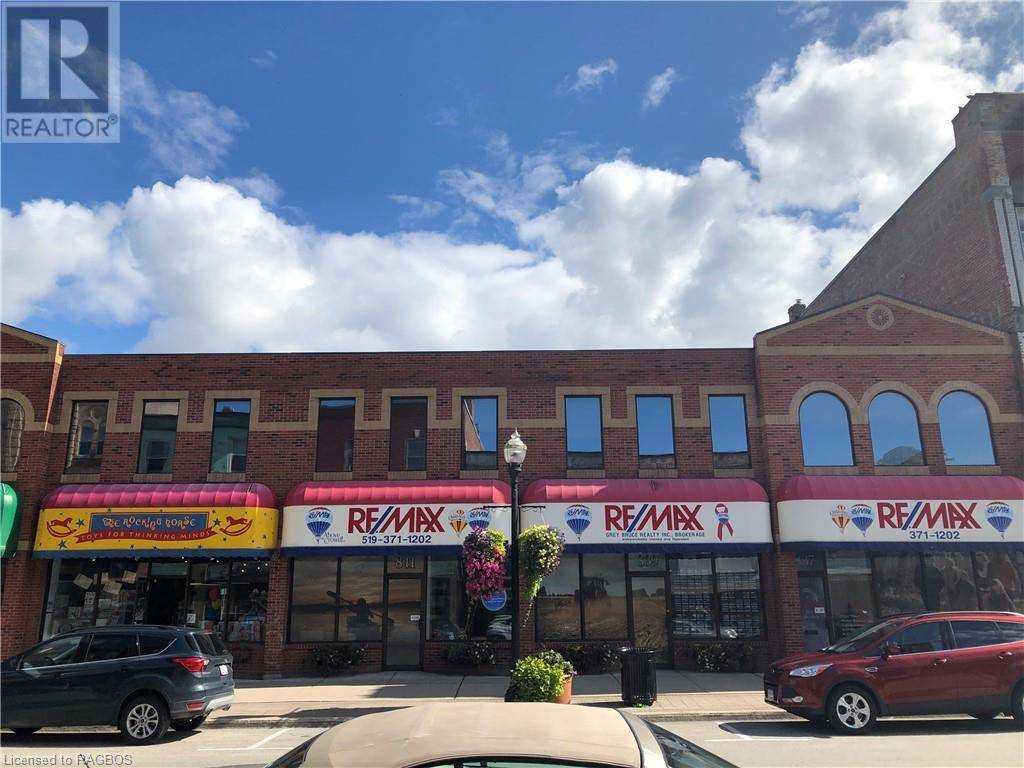 Commercial property for lease at 845 2nd Ave East Owen Sound Ontario - MLS: 223644