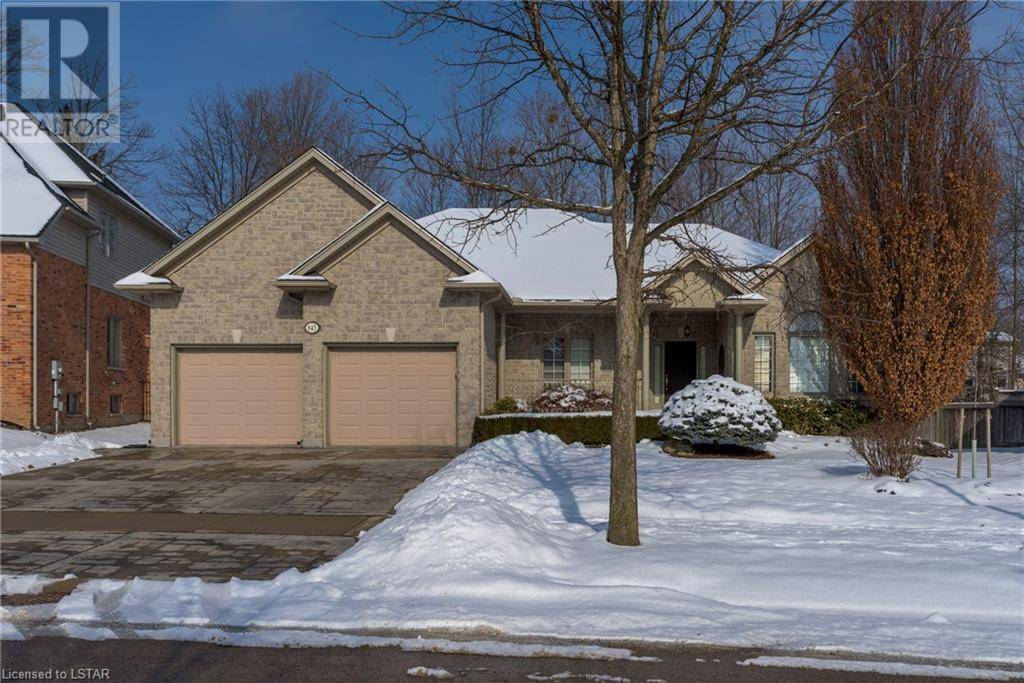 House for sale at 845 Adirondack Rd London Ontario - MLS: 244351