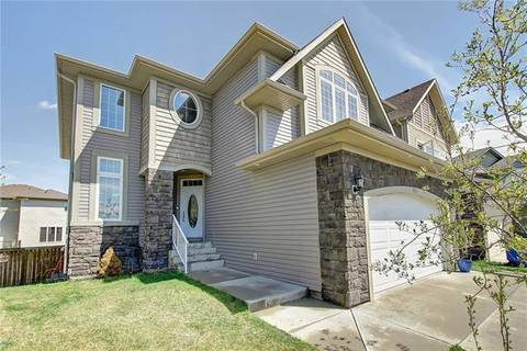 House for sale at 845 Canoe Green Southwest Airdrie Alberta - MLS: C4244443