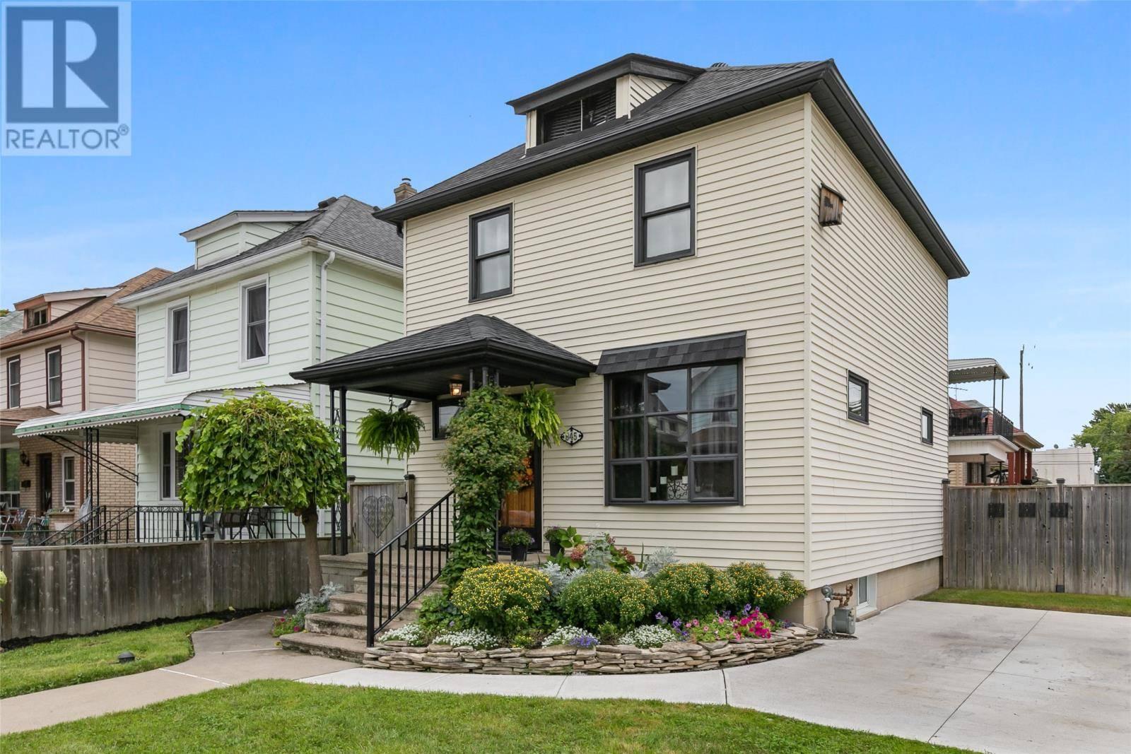 House for sale at 845 Elliott St East Windsor Ontario - MLS: 19025399