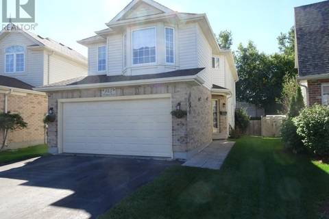 House for sale at 845 Fieldgate Circ London Ontario - MLS: 199586