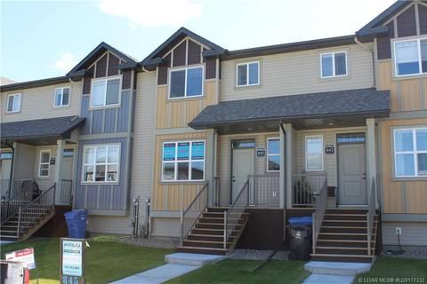 Townhouse for sale at 845 Greywolf Run N Lethbridge Alberta - MLS: LD0177332