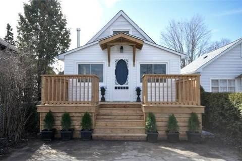House for sale at 845 Lake Dr Georgina Ontario - MLS: N4615078