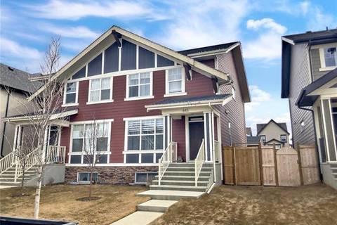 Townhouse for sale at 845 Mahogany Blvd Southeast Calgary Alberta - MLS: C4237246