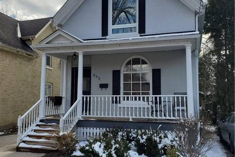House for rent at 845 Maitland St London Ontario - MLS: 185052