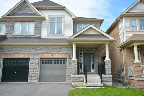 Townhouse for sale at 845 Miltonbrook Cres Milton Ontario - MLS: W4477698