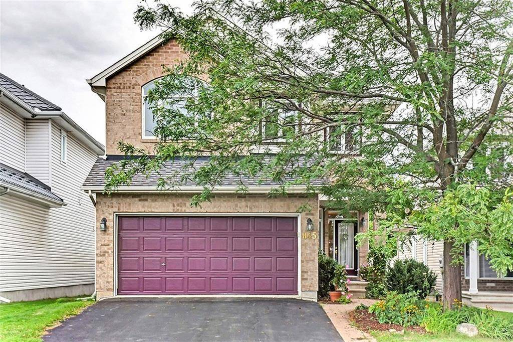 House for sale at 845 Scala Cres Ottawa Ontario - MLS: 1167696