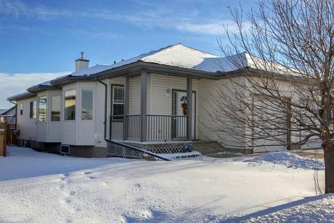 Townhouse for sale at 845 Westmount Dr Strathmore Alberta - MLS: C4243190