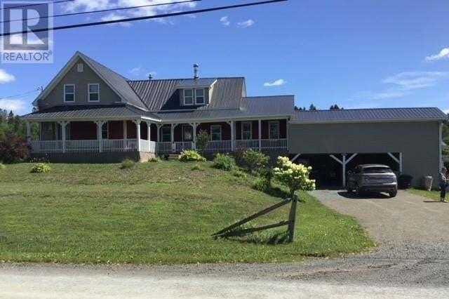 House for sale at 8454 105 Rte Florenceville-bristol New Brunswick - MLS: NB047445