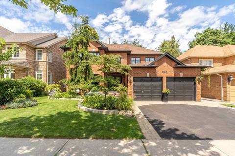 House for sale at 846 Darwin Dr Pickering Ontario - MLS: E4578788