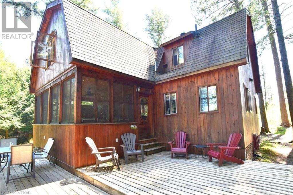 House for sale at 846 Isl 8 Catchacoma Lk Trent Lakes Ontario - MLS: 261171