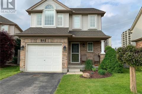 House for sale at 846 Redoak Ave London Ontario - MLS: 202623