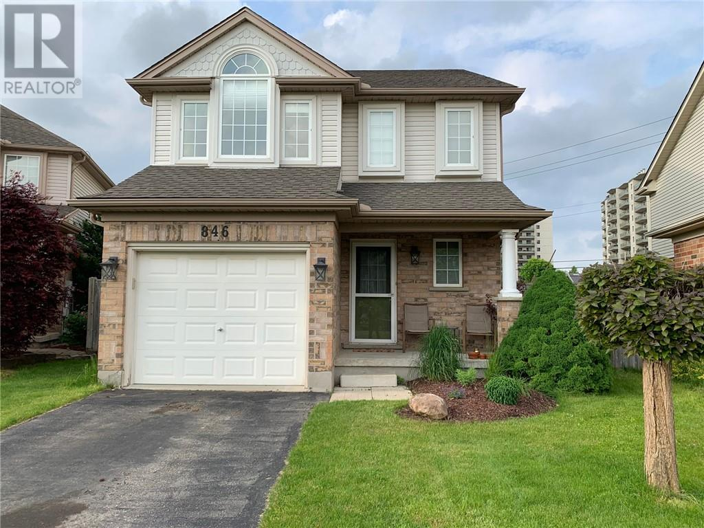 Removed: 846 Redoak Avenue, London, ON - Removed on 2019-07-16 21:09:46