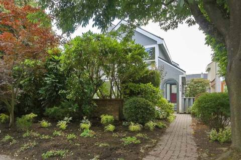 Townhouse for sale at 846 13th Ave W Vancouver British Columbia - MLS: R2386211