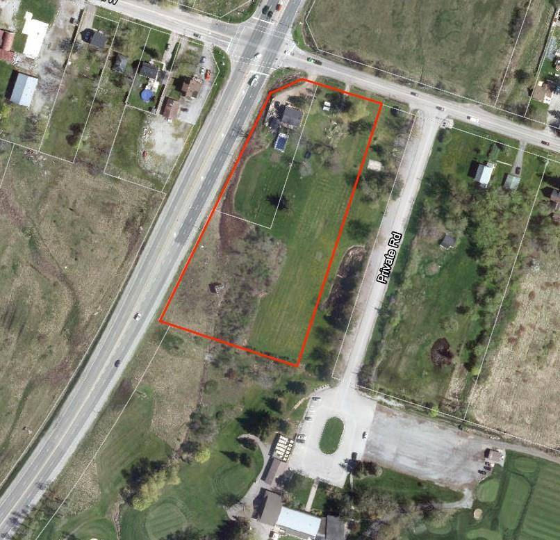Residential property for sale at 8463 Airport Rd E Glanbrook Ontario - MLS: H4035325