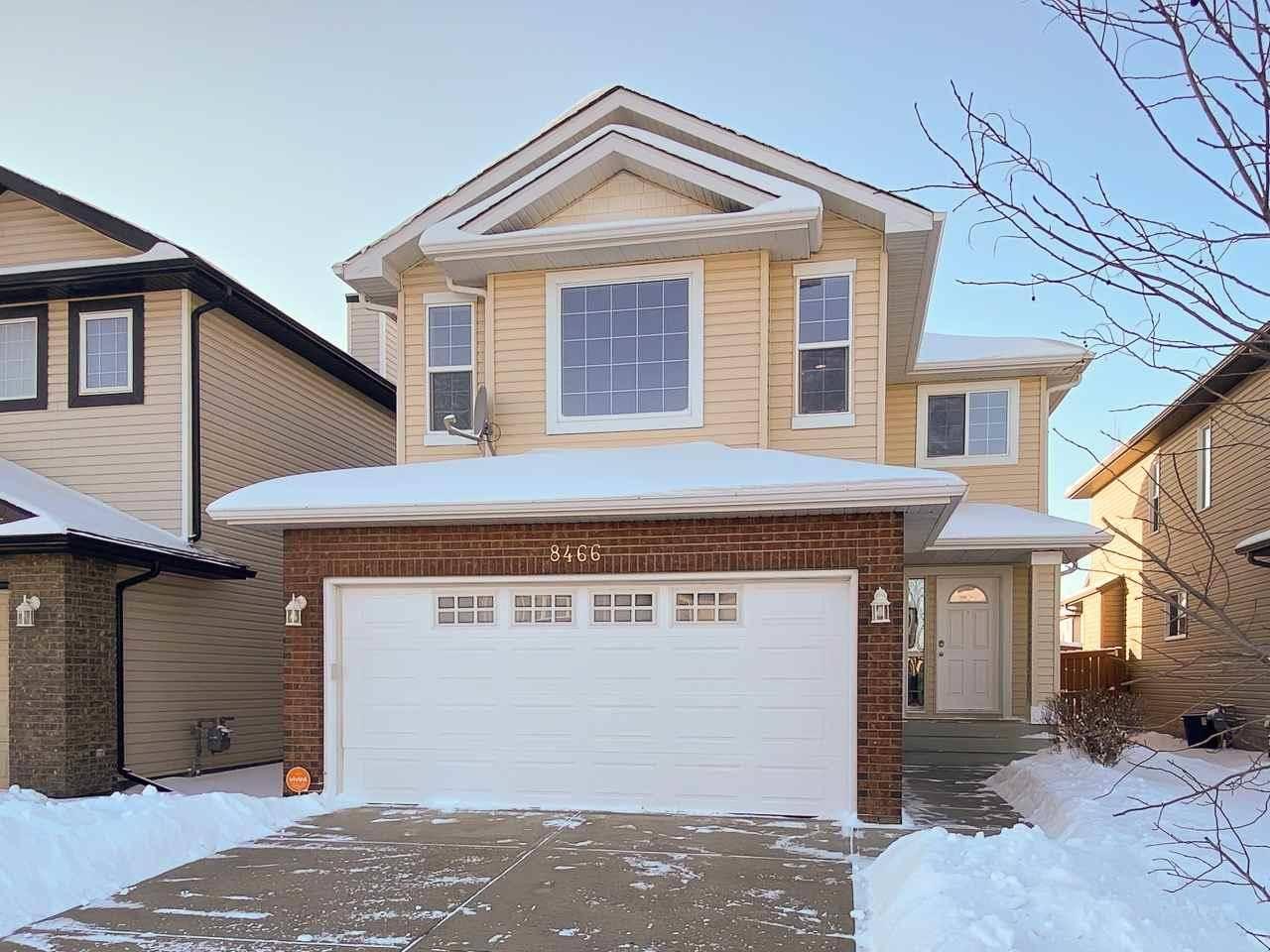 House for sale at 8466 Sloane Cres Nw Edmonton Alberta - MLS: E4184198