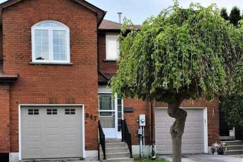 Townhouse for sale at 847 Clancey Cres Newmarket Ontario - MLS: N4779837