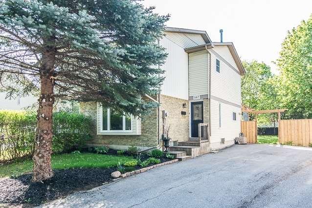 Sold: 847 Gentry Crescent, Oshawa, ON