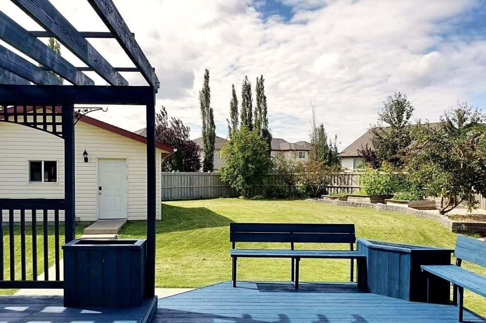 House for sale at 847 Mcallister Cr SW Edmonton Alberta - MLS: E4210125