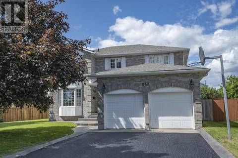 House for sale at 847 Muirfield Cres Kingston Ontario - MLS: K19003873