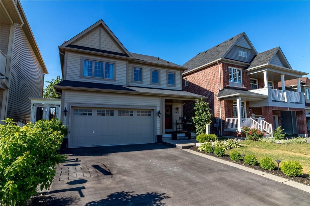 House for sale at 8473 Dogwood Crescent Niagara Falls Ontario - MLS: X4279128