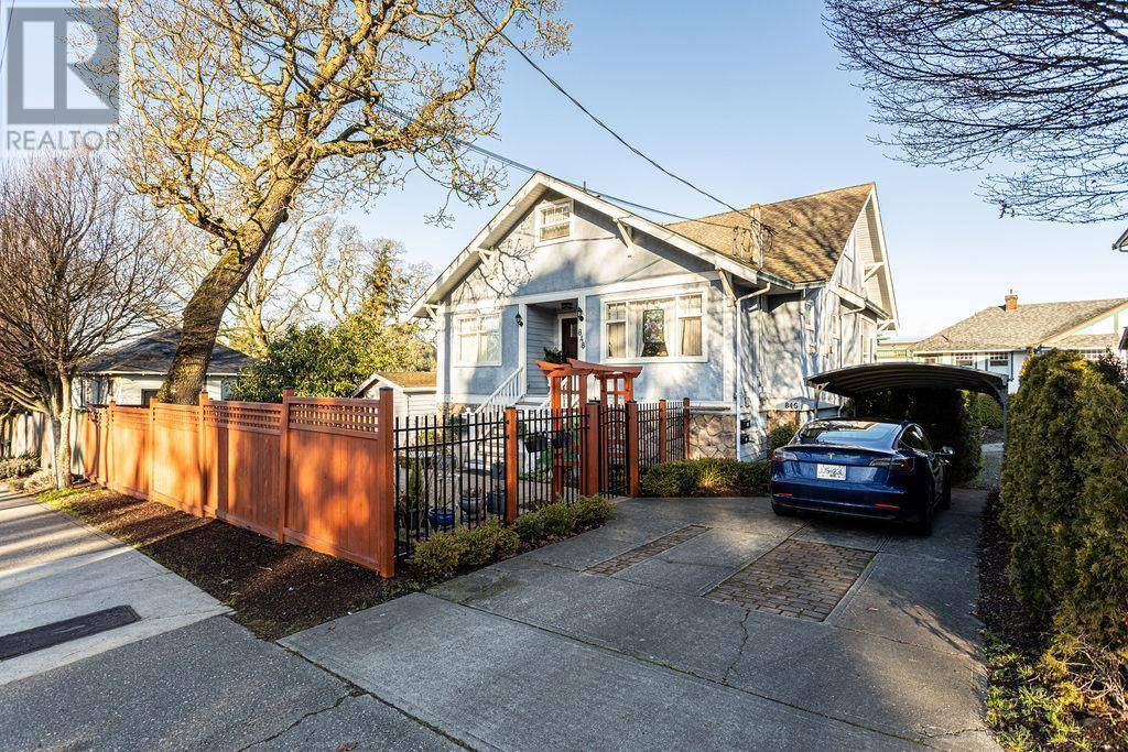 Townhouse for sale at 848 Finlayson St Victoria British Columbia - MLS: 420664